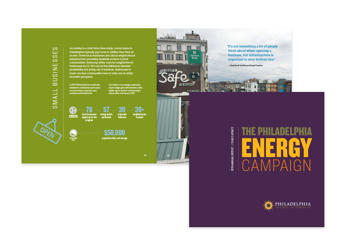 2018 Annual Report Design