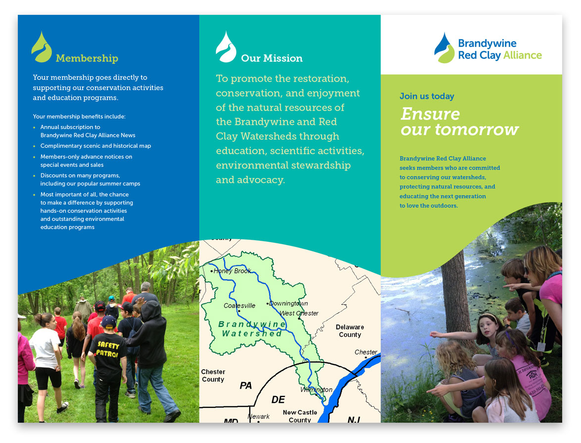 Brandywine Red Clay Alliance Brochure