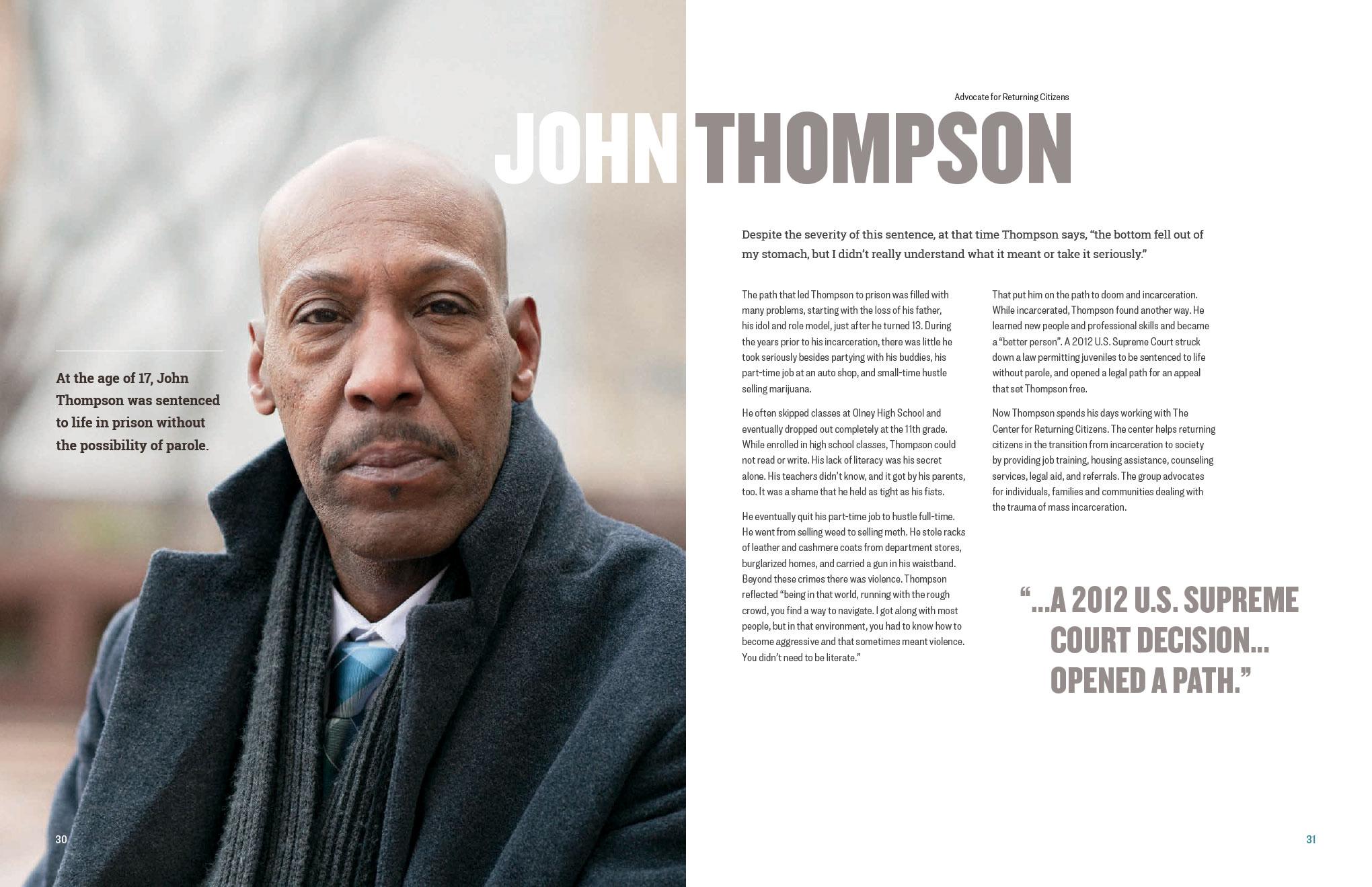Spread for Health of Black Men and Boys in Philadelphia
