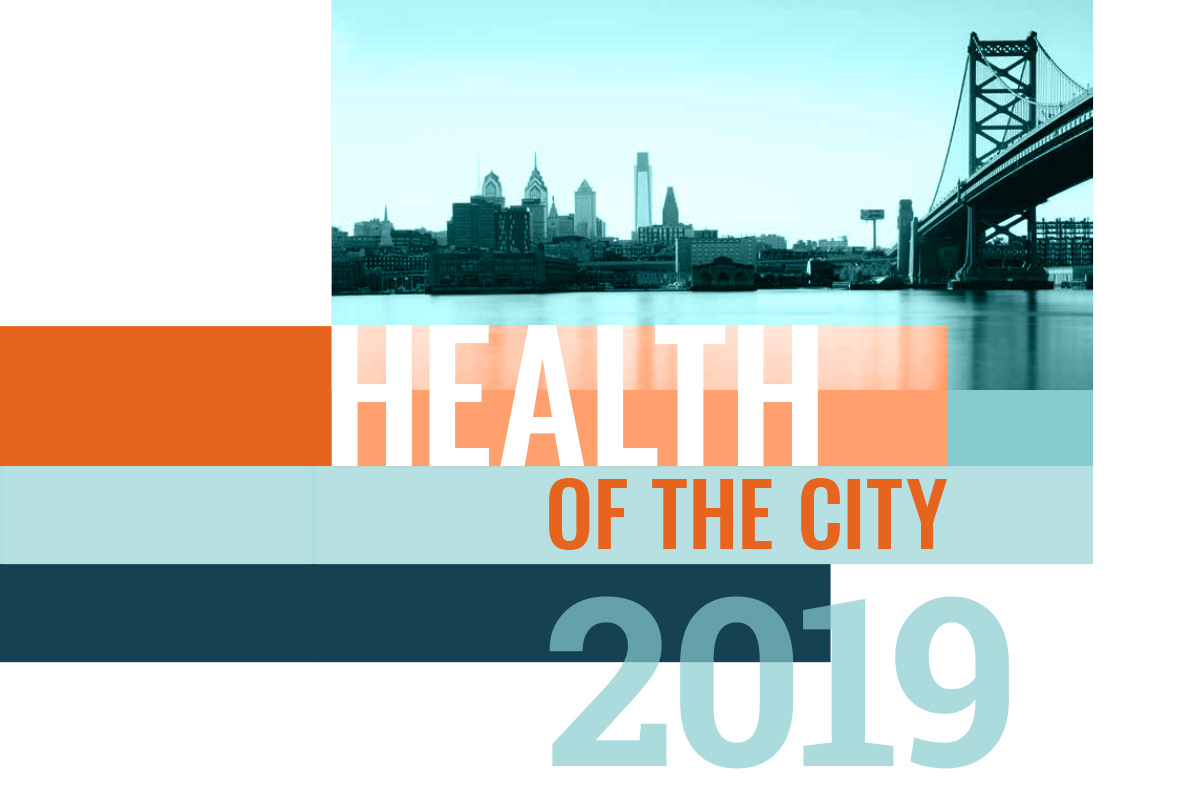 2019 PDPH Health of the City Graphic