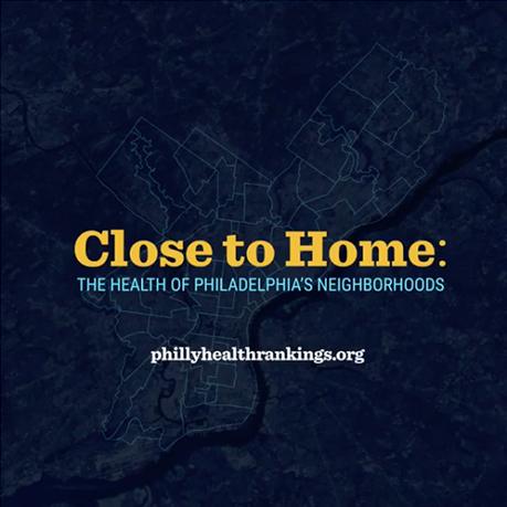 Philadelphia Health Rankings