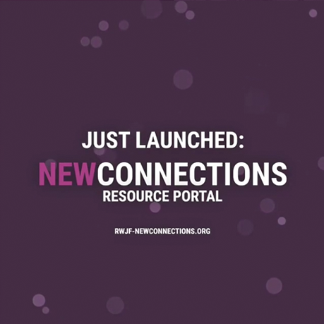 New Connections Resource Portal